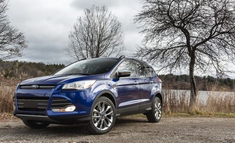 Ford Recalls 2 Million Cars For Door Latches News Car