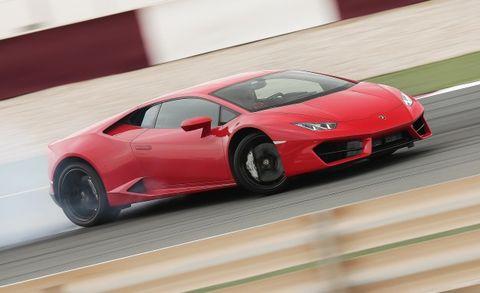 Lamborghini Considers More Rwd Huracan Variants News Car And Driver