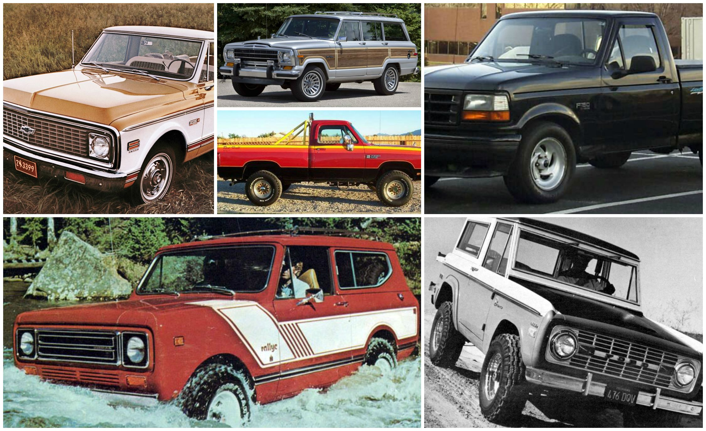Pick 'Em Up: The 51 Coolest Trucks of All Time | Feature