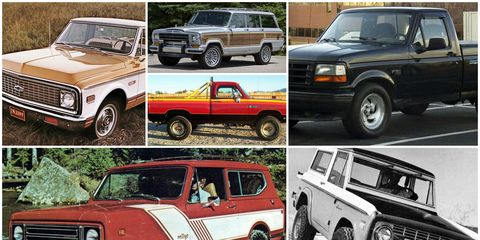Pick 'Em Up: The 51 Coolest Trucks of All Time | Feature | Car and