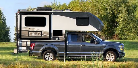 ford introduces line of recreational vehicles