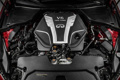 A Deeper Look at Infiniti's New Twin-Turbo 3 0-liter V-6 – News