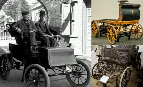 Vehicle, Carriage, Wagon, Mode of transport, Horse and buggy, Car, Cart, Classic car, Vintage car,
