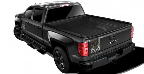 Silverado Realtree Edition >> Because Camo Chevrolet Silverado Realtree Edition Announced News