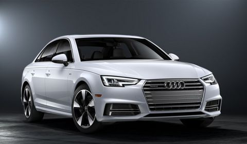 2017 Audi A4 First Edition Front 001
