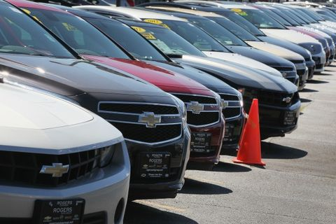 Gm Opens Used Auction Vehicles For Public Sale News Car And Driver