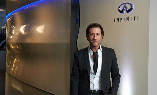 alfonso albaisa, executive design director, infiniti motor compa