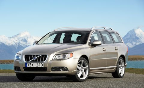 Estate Planning: A Visual History of Volvo Station Wagons