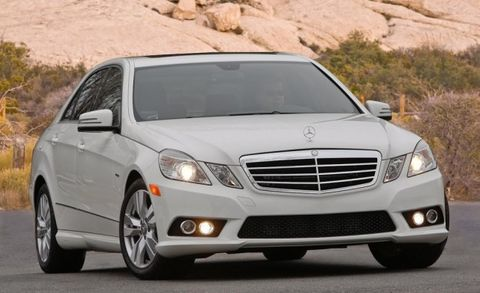 Mercedes-Benz Recalls 841,000 Vehicles for Takata Airbags
