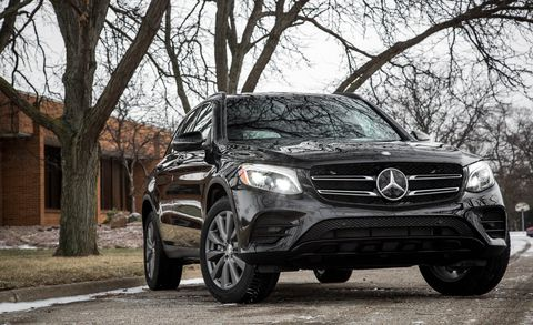 2016 Mercedes Benz Glc300 4matic