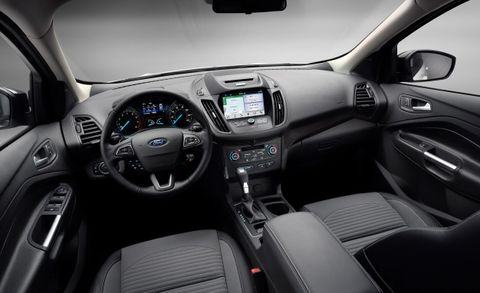 2017 Ford Escape Sport Earance Package