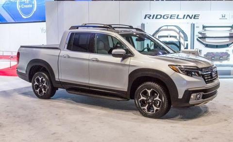 2017 Ridgeline Accessories >> Honda Trucks Up The 2017 Ridgeline Pickup With Genuine