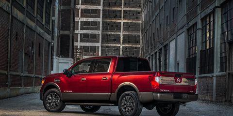Nissan Officially Announces Half-ton Titan Pickup – News