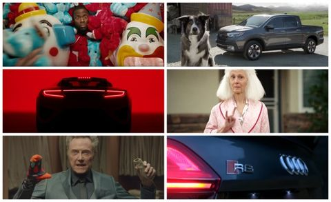 Super Bowl 50: Watch Every Car Ad from the Big Game!