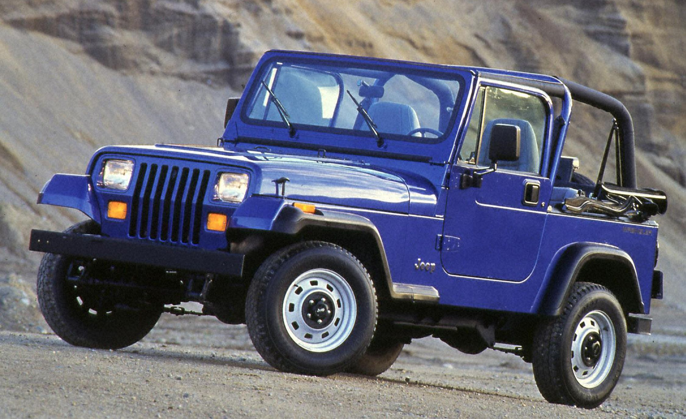 f9773722 The Complete Visual History of the Jeep Wrangler, from 1986 to Present