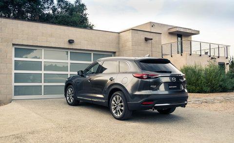 2016 Mazda Cx 9