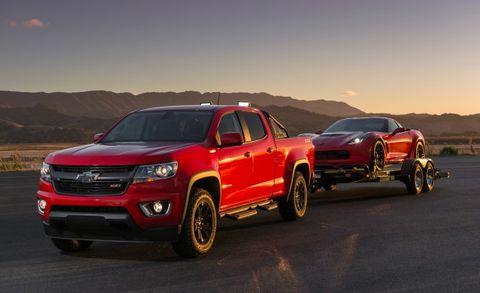 GM Recalls Colorado, Malibu, Canyon Over Airbags – News