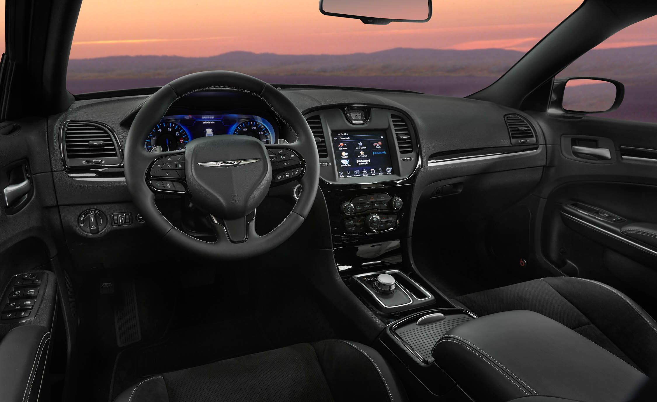 Chrysler Debuts Handsome Sport Earance Packages For 300s News Car And Driver