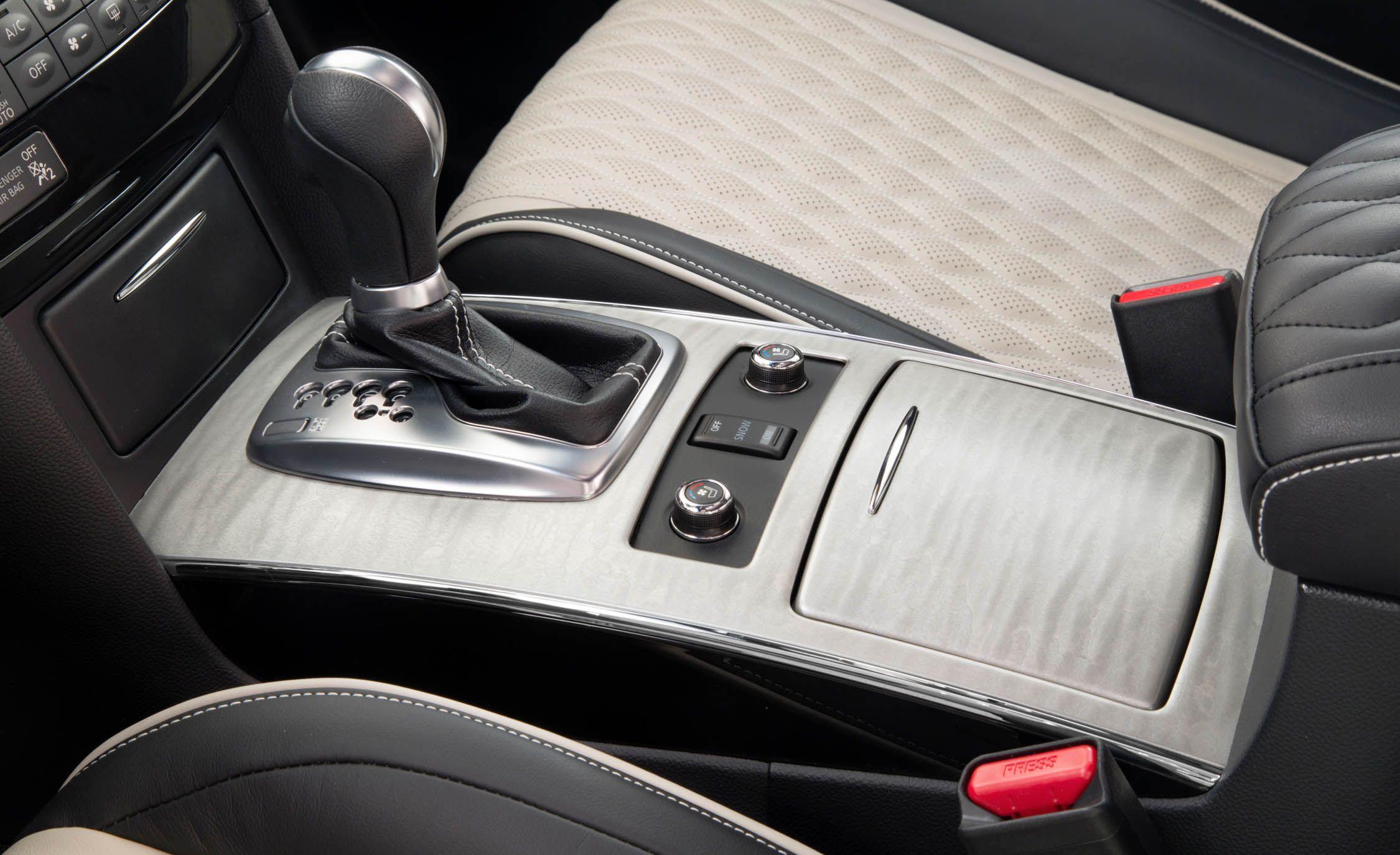 2017 Infiniti Qx70 Limited It S And Stuff News Car Driver