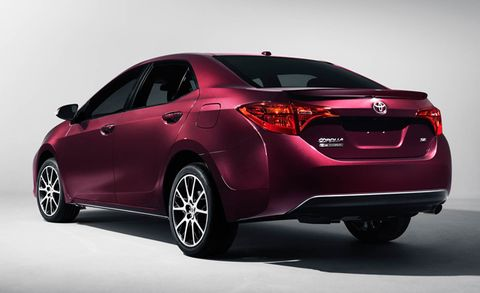 2017 Toyota Corolla 50th Inline1 This Special Edition