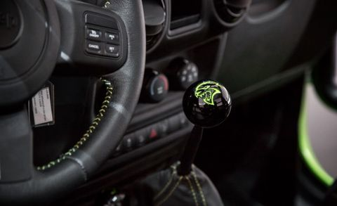 jeep trailcat is the 707 hp hellcat powered wrangler from hell jeep trailcat is the 707 hp hellcat