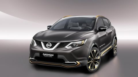2020 Nissan Qashqai Hybrid Debuts Next Year >> Nissan S First Semi Autonomous Car To Roll Out In 2017