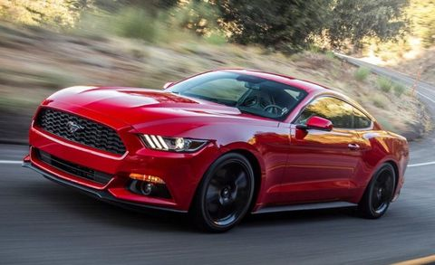 Ford May Introduce Next Gen Mustang Two Years Ahead Of Schedule