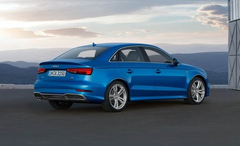 2017 Audi A3 Pricing Detailed, New Engine for FWD Models – News