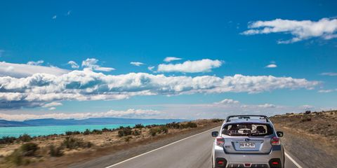 huge selection of f621f 7b187 We Drive to the End of the Earth in Patagonia – Feature ...