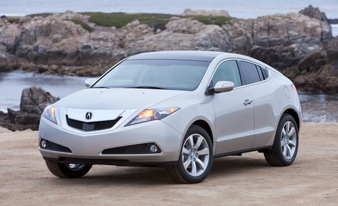 Land vehicle, Vehicle, Car, Acura, Acura zdx, Motor vehicle, Mid-size car, Automotive design, Daytime, Natural environment,