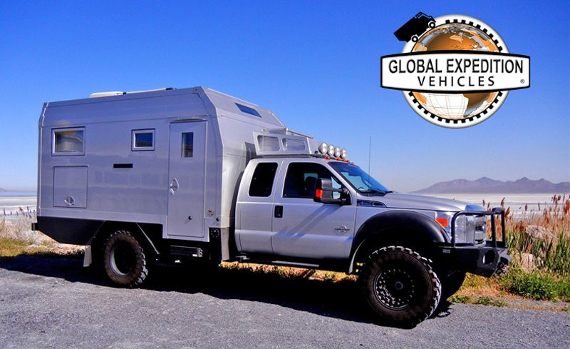 All-Terrain, For Real: 16 of the World's Most Capable Adventure Vehicles