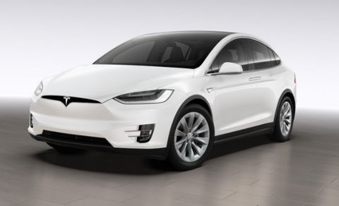 Tesla Model X 75d Front
