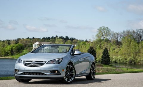 Image The Buick Cascada