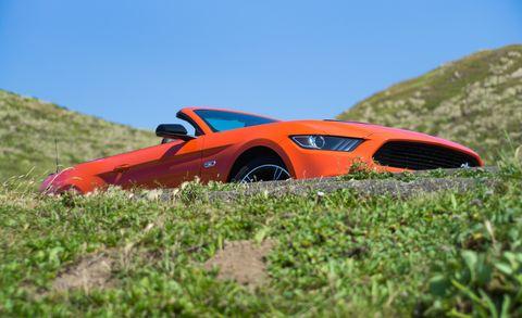 Automotive design, Automotive exterior, Landscape, Vehicle door, Car, Toy, Supercar, Orange, Hood, Auto part,