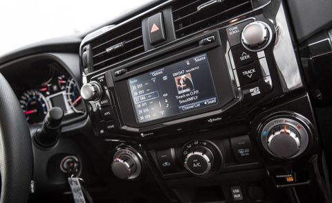 Toyota Updates Entune To 3 0 Adds Wi Fi News Car And Driver