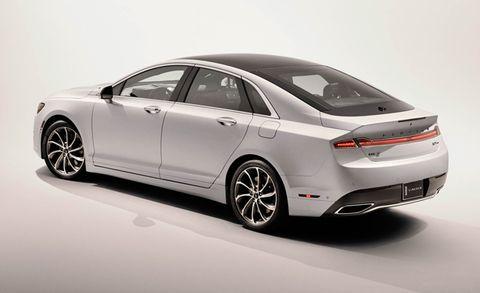 2017 Lincoln Mkz Inline1