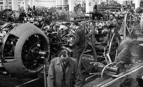 Bavarian Motor Working: A Visual History of BMW