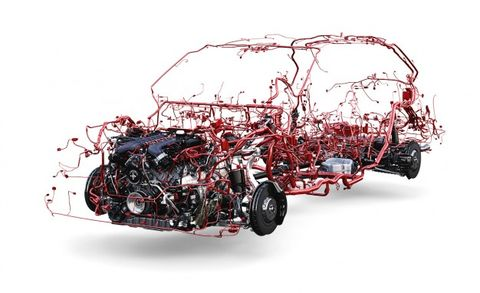 It Takes a Lot of Wiring to Keep a Modern Vehicle Moving – Feature – Car  and DriverCar and Driver