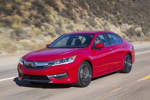 2017 Honda Accord Adds Sport Special