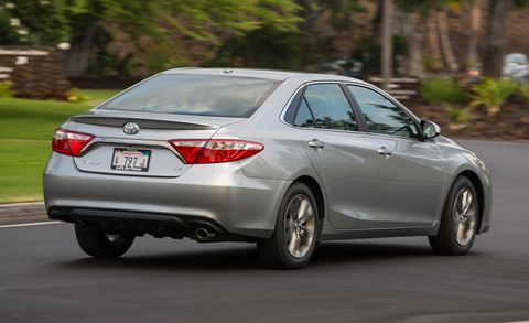 2017 Toyota Camry Inline