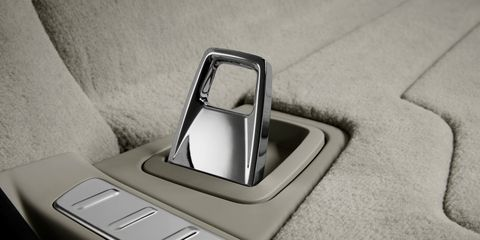 Luxury vehicle, Silver, Automotive side-view mirror, Aluminium, Steel, Personal luxury car, Nickel, Gloss,