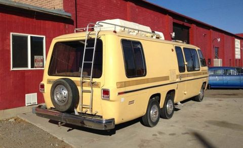 Spirit of '76: See America First, in This GMC Motorhome – News – Car