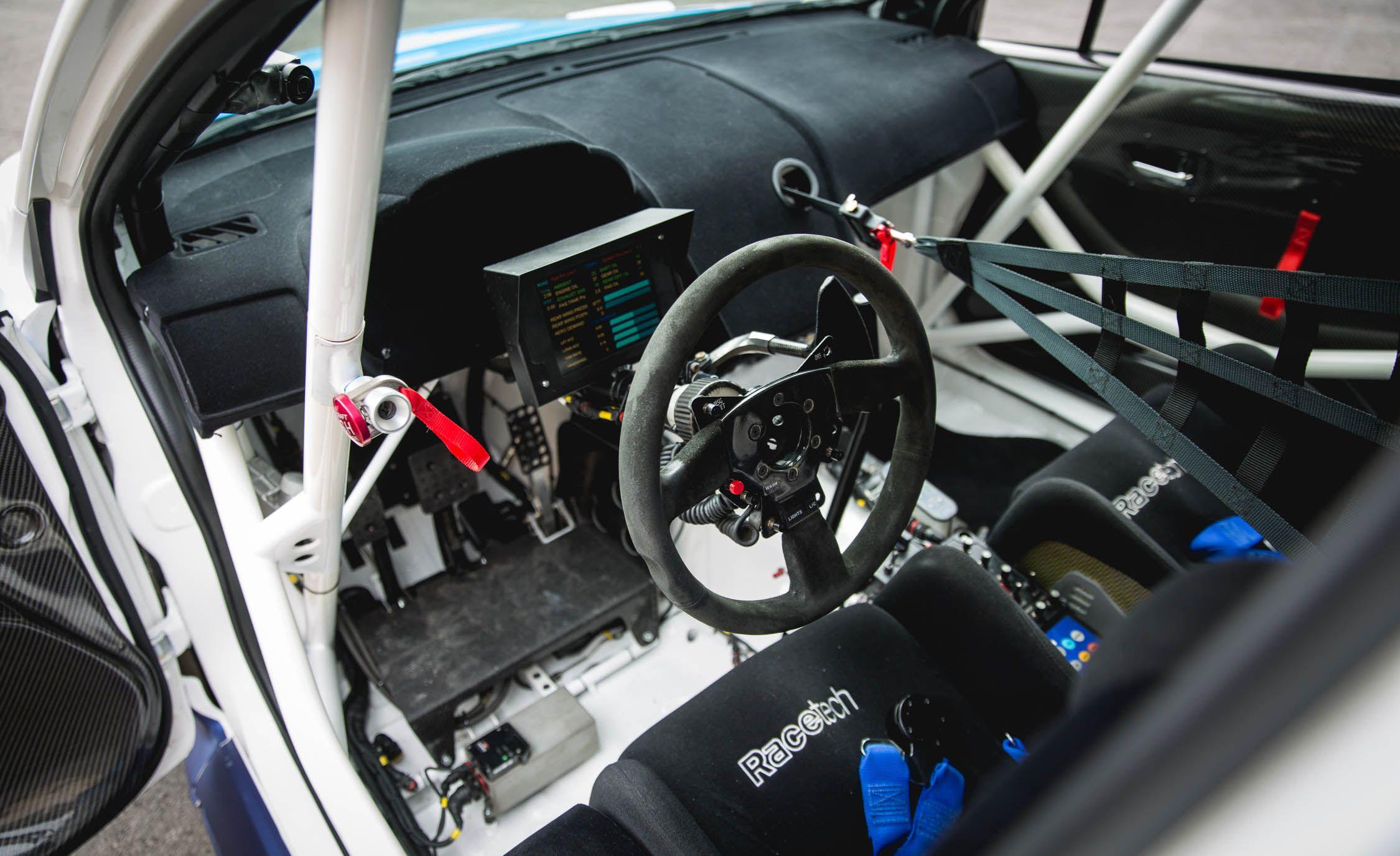 Extra Manly: The Subaru WRX STI Custom-Made for the Isle of