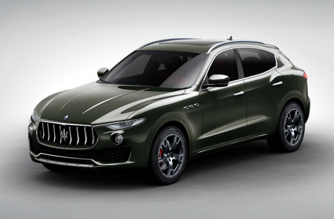 How We D Spec It 2017 Maserati Levante Luxury Suv News Car And