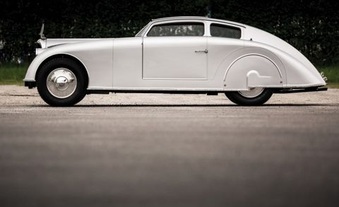 1935 Voisin C28 Aérosport to be Auctioned at Pebble Beach — News