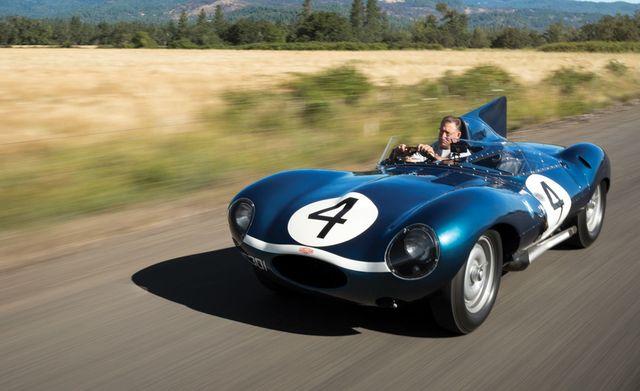 1955 jaguar d type