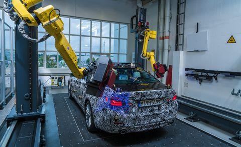 Yellow, Transport, Engineering, Automotive tire, Machine, Rim, Auto part, Bumper, Metal, Construction equipment,