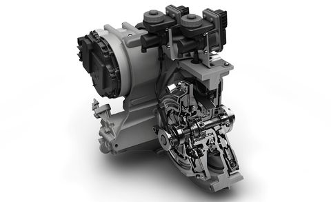 Auto part, Machine, Engine, Automotive engine part, Engineering, Metal, Iron, Transmission part, Automotive engine timing part, Silver,