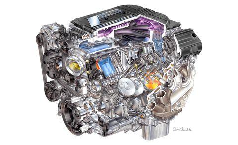 Engine, Auto part, Space, Automotive engine part, Metal, Machine, Automotive super charger part, Silver, Engineering, Automotive engine timing part,
