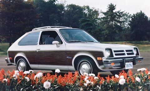 1976 chevette